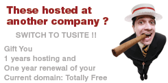 Switch to Hosting Tusite